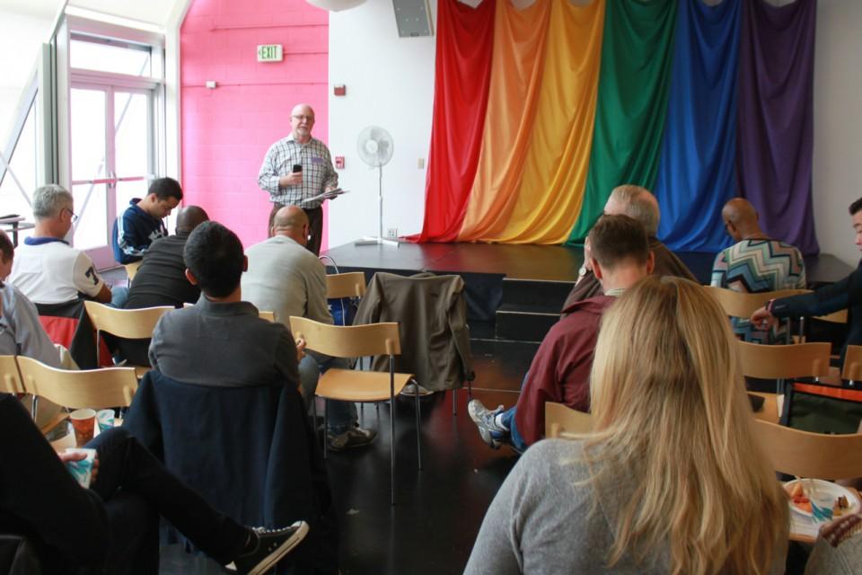 LGBT Meeting