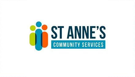 St Annes Community Services logo
