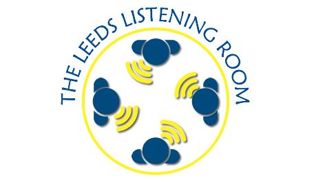 Logo for the Leeds Listening Room